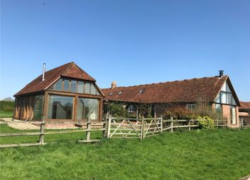 Thumbnail 5 bed barn conversion to rent in Crockhamheath Farm, Wheatlands Lane, Newbury, Berkshire