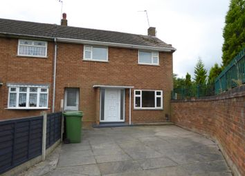 Thumbnail 2 bedroom terraced house for sale in St. Martins Close, Wolverhampton