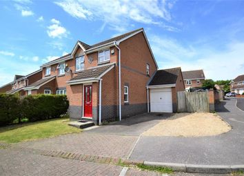 Thumbnail 3 bed semi-detached house for sale in Bergman Close, Swindon