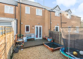 Beverstone Road, South Cerney, Cirencester GL7. 2 bed terraced house for sale