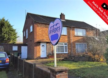 3 bed semi-detached house for sale in Barnes Road, Frimley, Surrey GU16