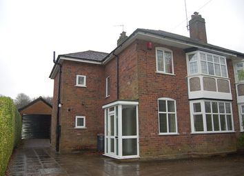 Thumbnail 4 bed detached house to rent in Priory Road, Westlands
