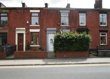 Thumbnail 2 bed terraced house for sale in Huddersfield Road, Oldham