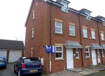 Thumbnail 4 bedroom town house to rent in Blackmires Way, Sutton-In-Ashfield