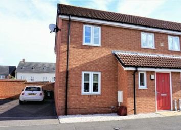 Thumbnail 3 bed semi-detached house for sale in Steinway, Bannerbrook Park, Coventry