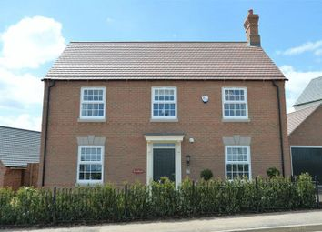 Thumbnail 4 bed detached house for sale in Woodgate Road, East Leake, Loughborough
