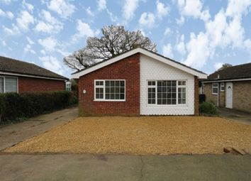 Thumbnail 2 bedroom detached bungalow for sale in Acacia Avenue, Ashill, Thetford