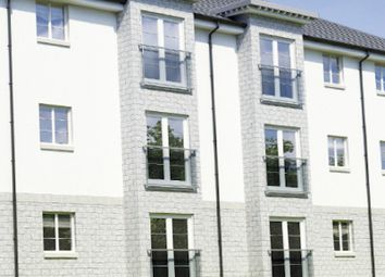 Thumbnail 2 bed flat for sale in Morton Way, Fairlie
