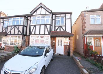 Thumbnail 3 bedroom end terrace house for sale in Chatsworth Road, North Cheam, Sutton