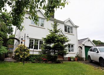 Thumbnail 4 bed detached house for sale in Oxwich, Gower