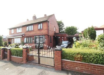Thumbnail 3 bed semi-detached house for sale in Cotefields Avenue, Farsley, Pudsey, West Yorkshire