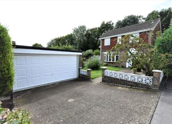 Thumbnail 3 bed detached house for sale in Conifer Close, Farnborough, Orpington