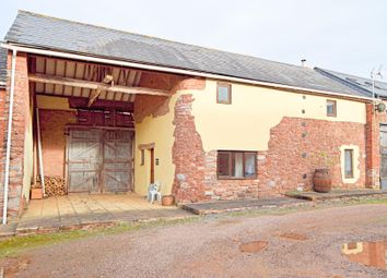 Thumbnail 1 bed barn conversion for sale in Mount Stephen, Uffculme