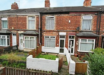 Thumbnail 2 bed terraced house for sale in Granville Villas, Sculcoates Lane, Hull