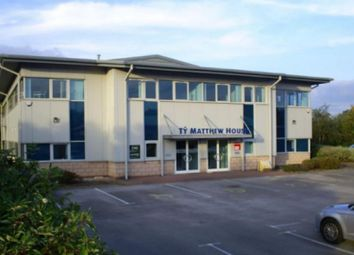 Thumbnail Office to let in Ty Mathew House, St Asaph Business Park