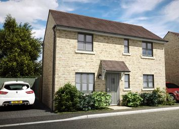 Thumbnail 3 bed detached house for sale in Plot 54, Hares Chase, Cricklade, Swindon, Wiltshire