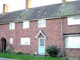 Thumbnail 3 bedroom terraced house to rent in Mitchell Avenue, Bury St Edmunds, Suffolk