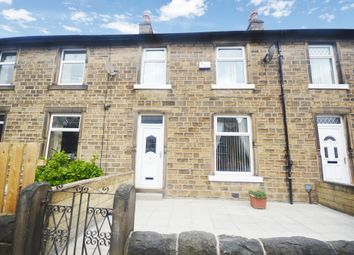 Thumbnail 3 bedroom terraced house for sale in Rudding Street, Crosland Moor, Huddersfield