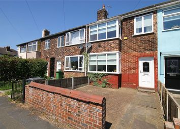 Thumbnail 3 bed terraced house for sale in Crosby Avenue, Warrington