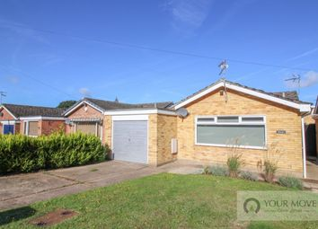 Thumbnail 2 bed bungalow for sale in Sheridan Walk, Worlingham, Beccles