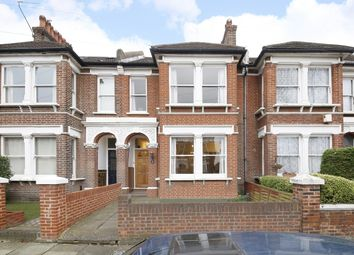 Thumbnail 3 bed terraced house for sale in Craigerne Road, London