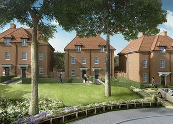 Thumbnail 4 bed semi-detached house for sale in Elmbank Avenue, Arkley, Barnet