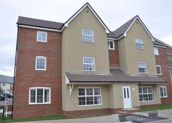 Thumbnail 2 bed flat to rent in Old Park Avenue, Pinhoe, Exeter