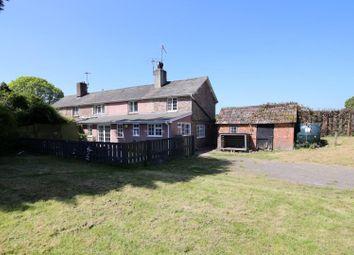 Thumbnail 3 bedroom cottage to rent in Leonard Moor Cross, Uffculme, Cullompton