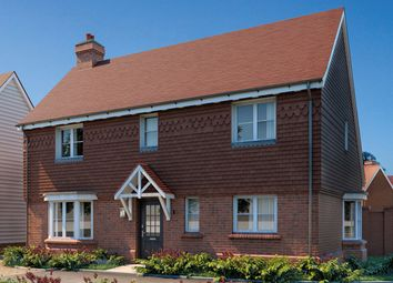 "Thumbnail 4 bed property for sale in ""The Danbury"" at East Street, Harrietsham, Maidstone"