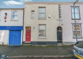 Thumbnail 3 bedroom terraced house for sale in Clifton Road, Balsall Heath, Birmingham, West Midlands