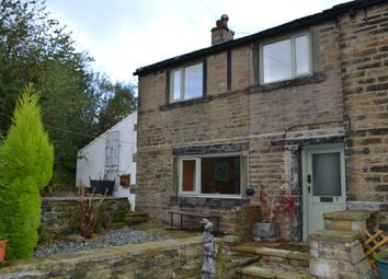 Thumbnail 3 bed end terrace house for sale in Booth House Lane, Holmfirth