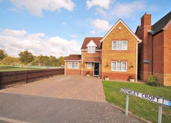 Thumbnail 5 bedroom detached house for sale in Dowley Croft, Binley, Coventry
