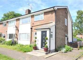 Thumbnail 2 bedroom maisonette for sale in Owlsmoor Road, Sandhurst, Berkshire