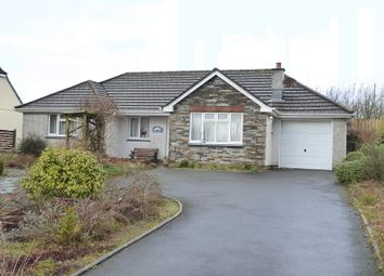 Thumbnail 3 bed detached bungalow for sale in The Close, Sunnyside Meadow, Camelford