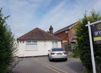 Thumbnail 2 bed detached bungalow for sale in Whitehouse Common Road, Sutton Coldfield