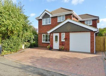 Thumbnail 4 bed detached house for sale in Jay Close, Stubbington, Fareham