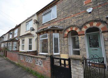 Thumbnail 3 bedroom terraced house to rent in John Street, Lowestoft