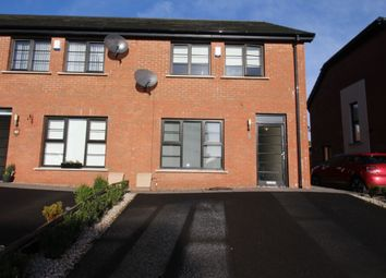 Thumbnail 3 bed terraced house for sale in Irish Gate, Carrickfergus