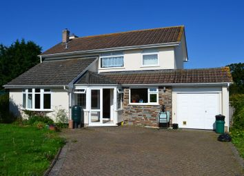 Thumbnail 4 bed detached house to rent in Shepherds Meadow, Abbotsham, Bideford