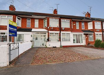 Thumbnail 3 bed terraced house for sale in Kirklands Road, Hull