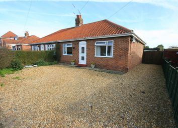 Thumbnail 2 bed semi-detached bungalow for sale in Hercules Road, Hellesdon, Norwich