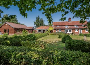 Thumbnail 5 bed cottage for sale in Abbey Road, Wingfield, Diss
