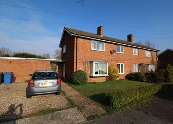 Thumbnail 3 bedroom property for sale in Rectory Close, Raydon, Ipswich