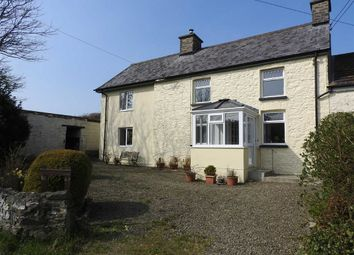 Thumbnail 4 bed semi-detached house for sale in Llanfarian, Aberystwyth