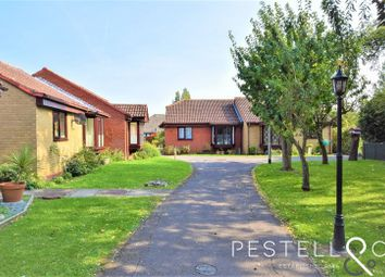 Thumbnail 2 bed semi-detached bungalow for sale in Stuarts Way, Chapel Hill, Braintree