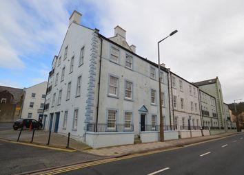 Thumbnail 2 bedroom flat for sale in Irish Street, Whitehaven