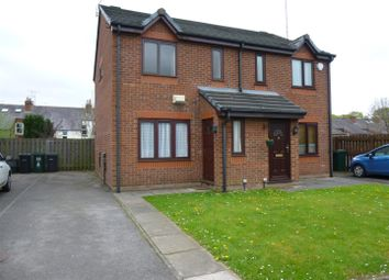 Thumbnail 2 bedroom semi-detached house for sale in Haydock Close, Chester