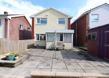 Thumbnail 3 bed detached house for sale in Martindale Close, Tredegar