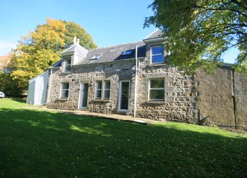 Thumbnail 3 bed cottage for sale in Grange, Keith