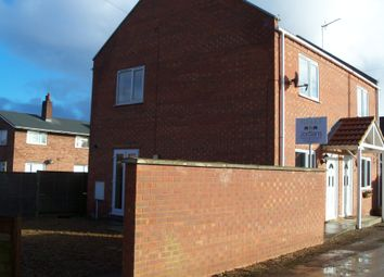 Thumbnail 2 bed semi-detached house to rent in Argyle Gardens, Walsoken, Wisbech